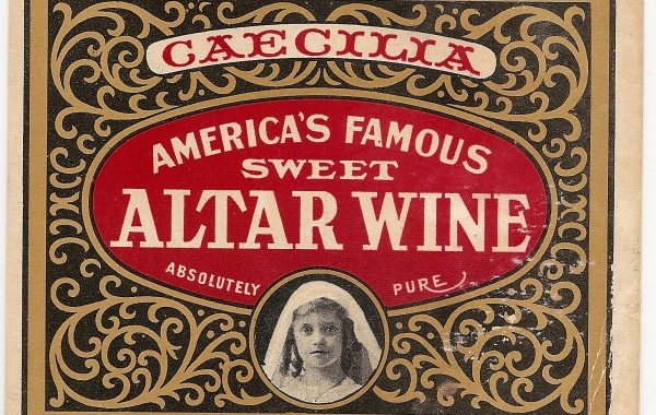 Caecilia Line of Products sold during Prohibition