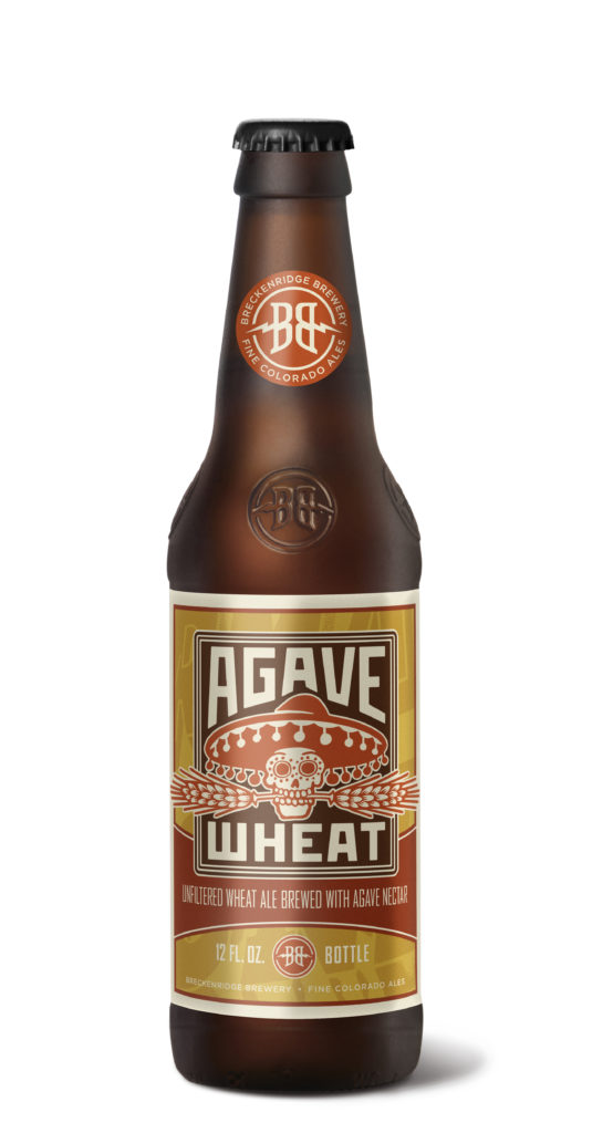 Agave Wheat 12oz Bottle