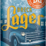 BB BreckLager 12oz Can