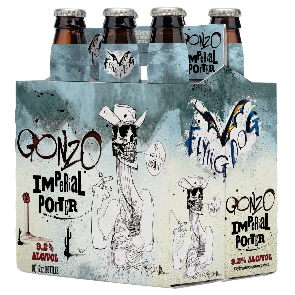Gonzo 6pack