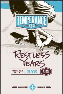 Restless Years Label