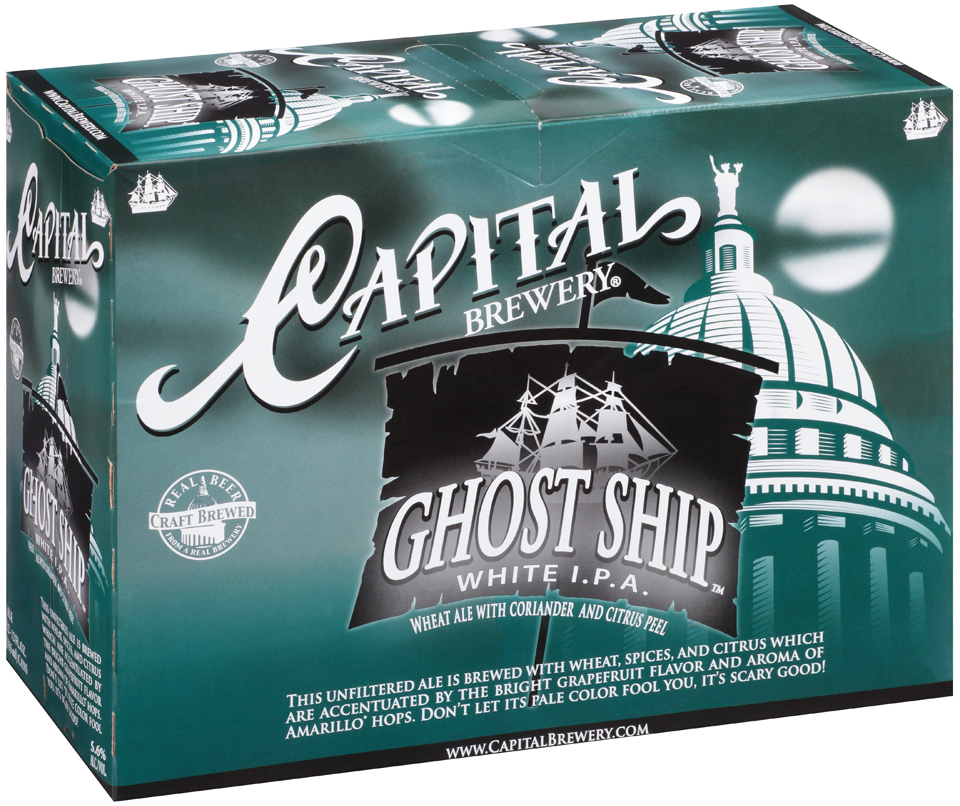 Ghost Ship 12pk Cans