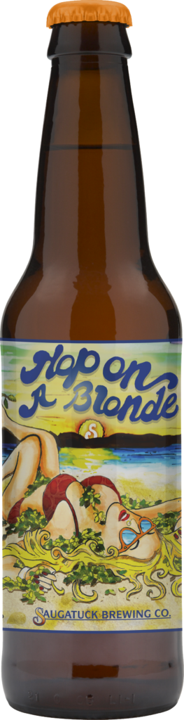 Hop On A Blonde Bottle2