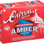 Wisconsin Amber 12pk Cans