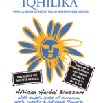 iQhilika Herbal label