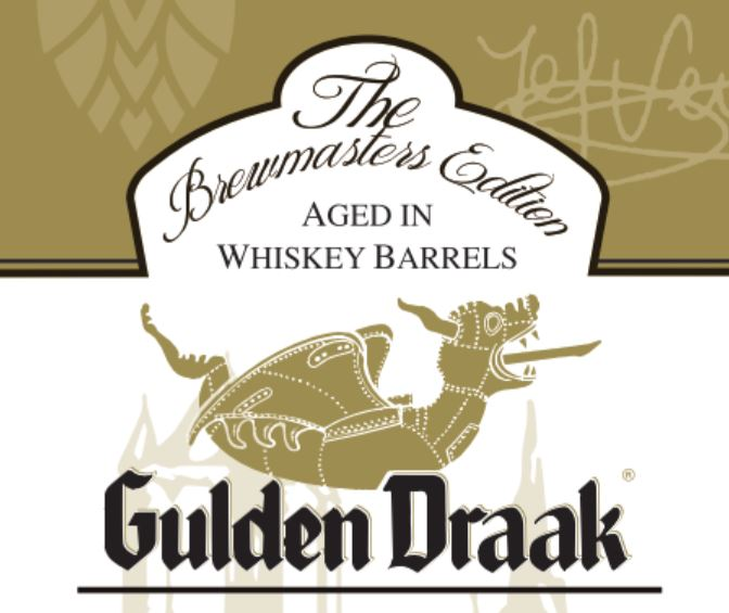 Gulden Draak Brewmasters Edition Aged in Whiskey Barrels1