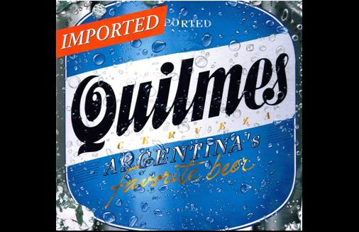 Quilmes Label1