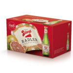 Stiegl 4x6er Box 033 EW Radler Grapefruit USA 060217 eciRGBv2