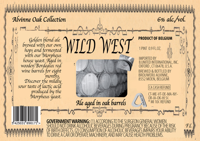 WildWest label