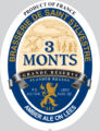 3Monts Amber Logo