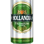 Alu can 44 cl Hollandia