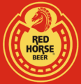 RedHorse label crop