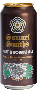 i samuelsmith nutbrownale can