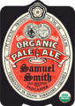 sam smith org pale ale550 frontlabel 4 27 12