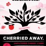 2TownsCiderhouse CherriedAway label