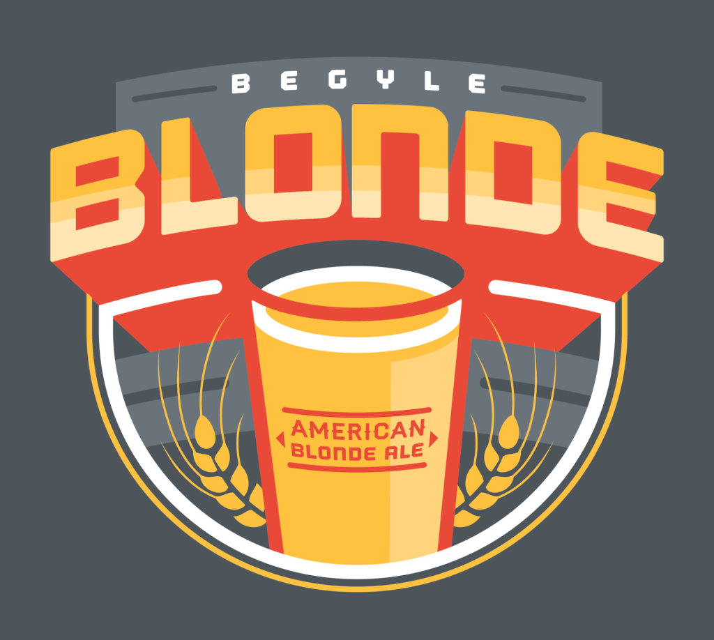 begyle blonde