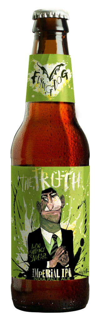 FlyingDog TheTRUTHbottle