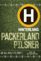 PackerlandPils label