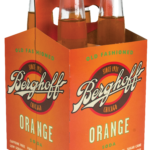 soda orange four pack