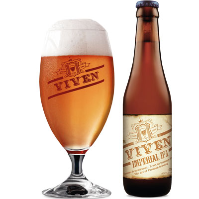 Viven Imperial IPA – Louis Glunz Beer Inc.