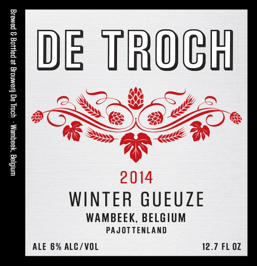 winterGueuze label