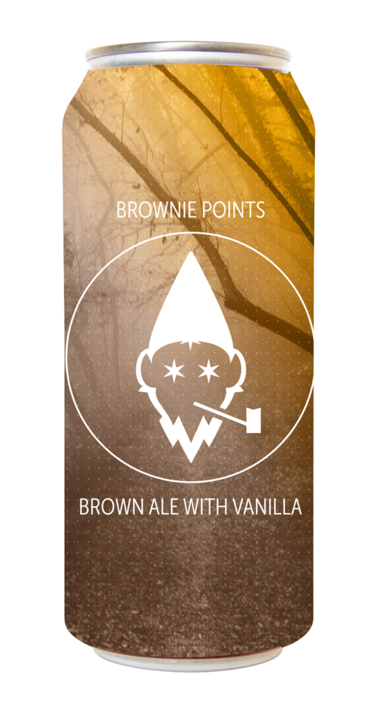 Brownie Points Cans