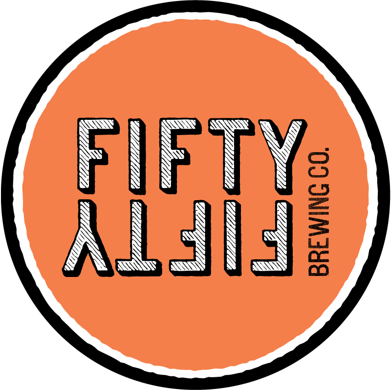 FiftyFifty HWbourbon labels