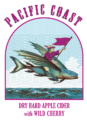 PacificCoast Cherry Labels
