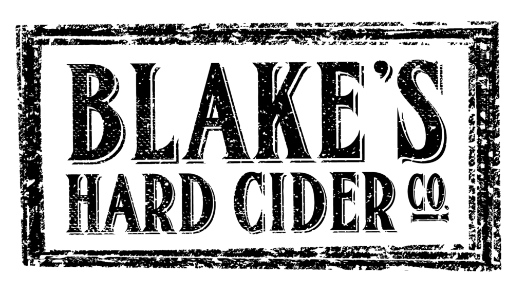 Blakes Hard Cider Co Logo Black