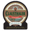 Clausthaler DryHopped label crop