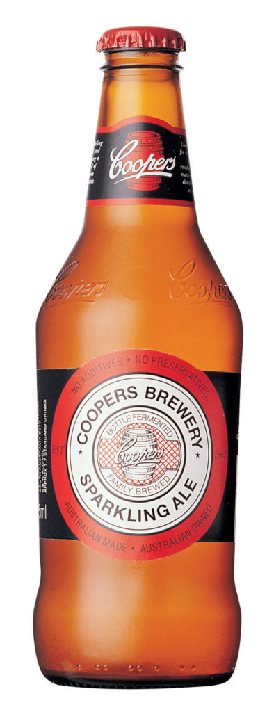 Coopers Sparkling Ale Dry