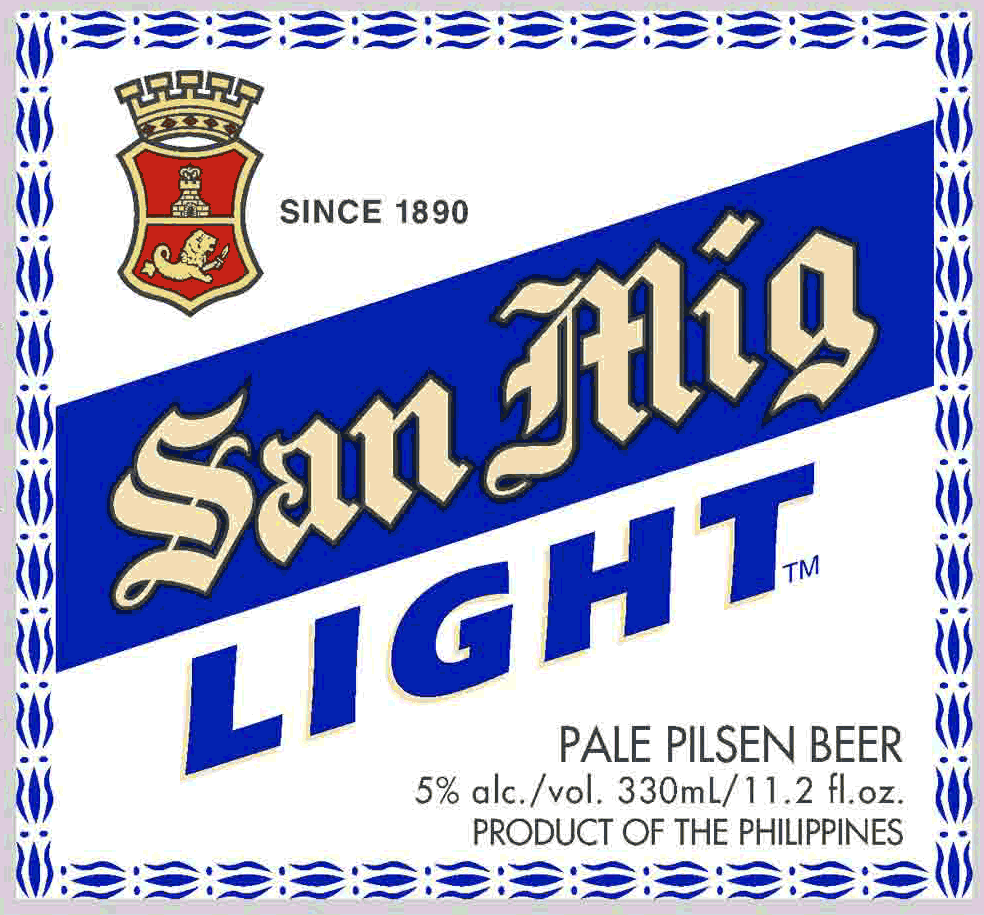 san miguel light Shop for the best selection of san miguel beer at total wine & more order online, pick up in store, enjoy local delivery or ship items directly to you.