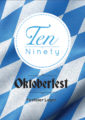 Ten Ninety Oktoberfest label