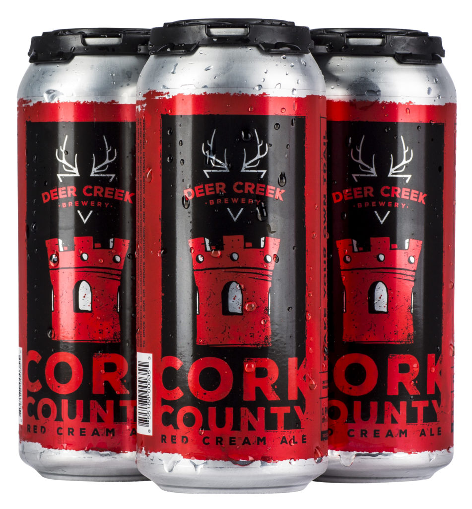 DCB Cork County Red Cream Ale