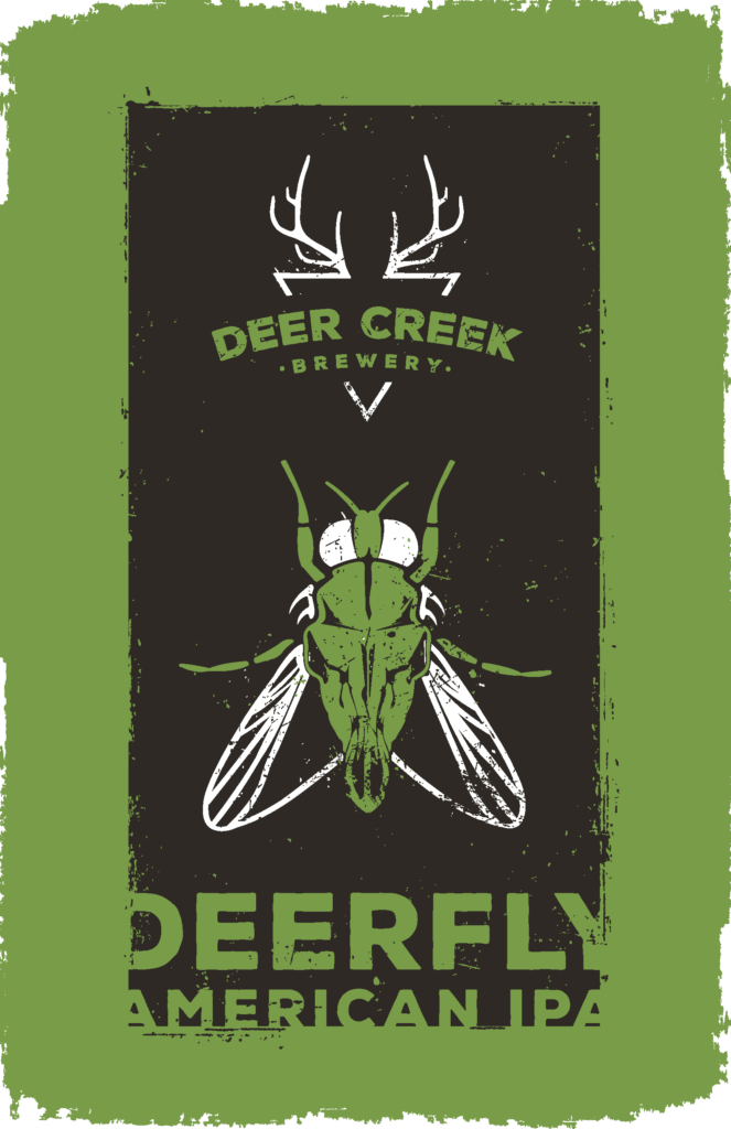 DeerFly Poster 11x17