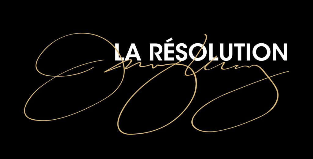 Logo La Resolution