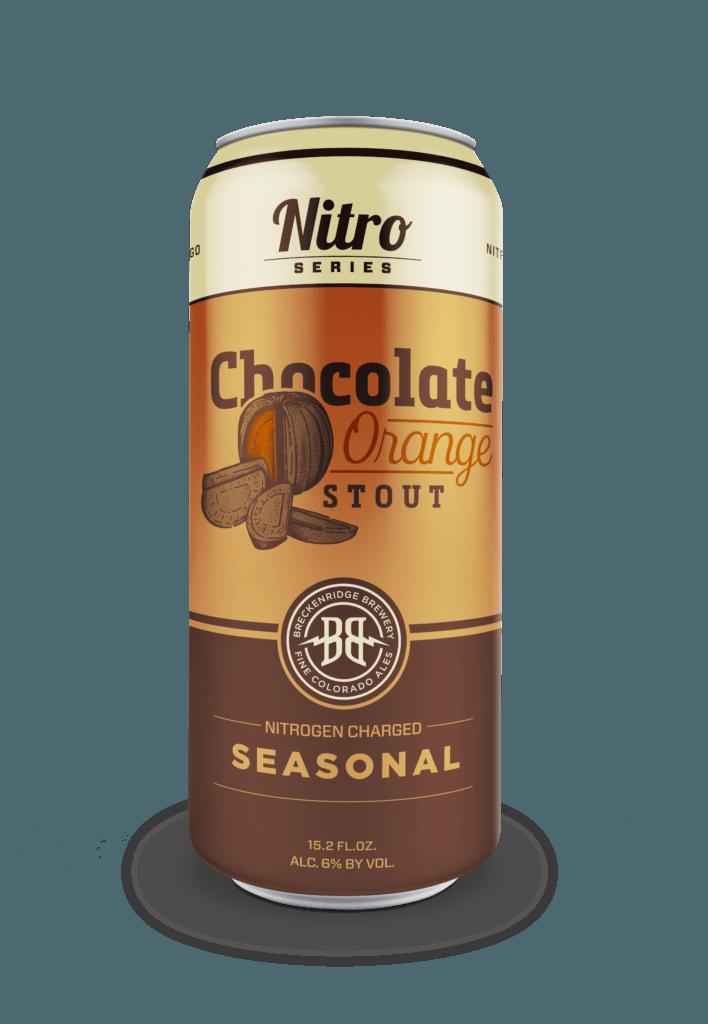 Nitro Chocolate Orange Stout Can