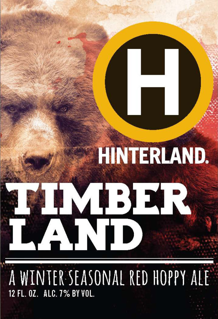 Timberland label crop