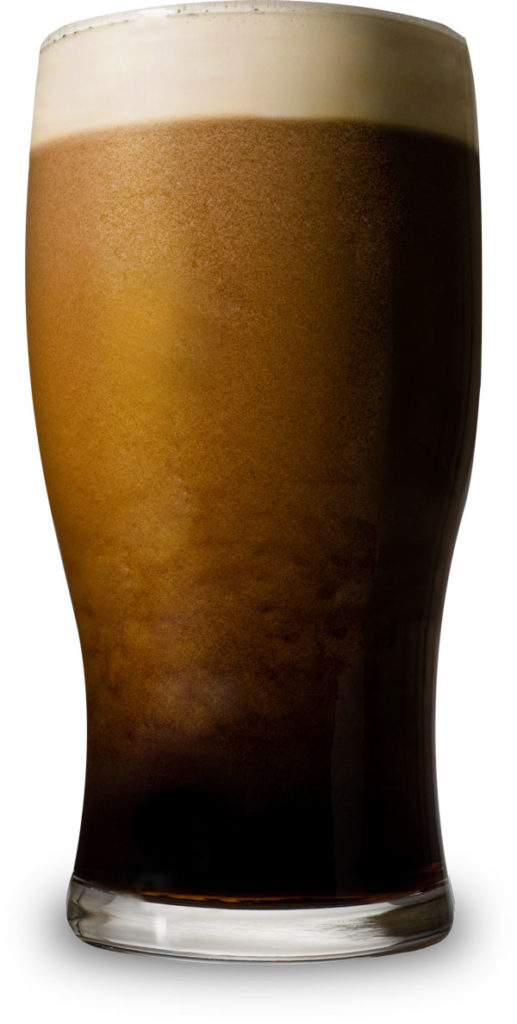 BB NitroIrishStout Glass SL