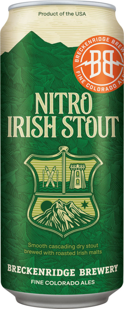 Nitro Irish Stout 13