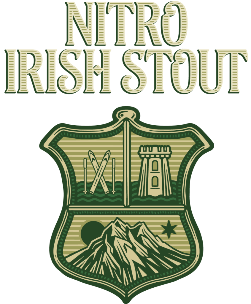 Nitro Irish Stout Logo