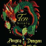 Angry Dragon label final