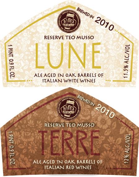 Lune Terre label