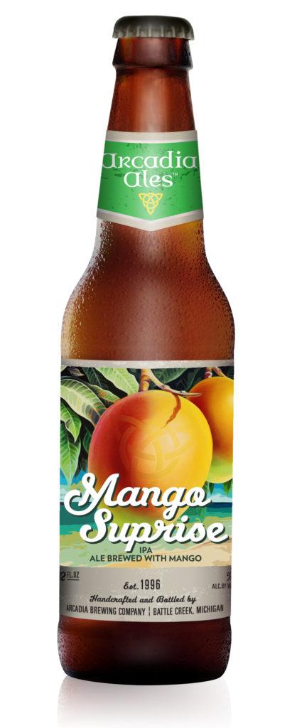 MangoSuprise bottle