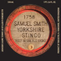 Samuel Smiths Yorkshire Stingo Barrel End USA frontlabel 2017