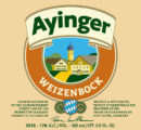 ayinger weizenbock front label 3 2015 crop