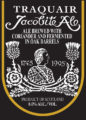 traquair jacobite 500ml USA label frontcrop