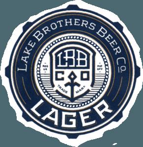 Lake Brothers Beer Logo