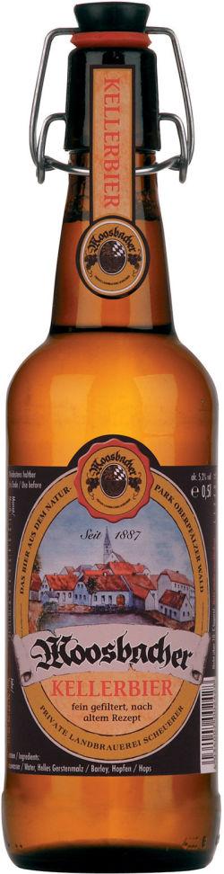 Moosbacher Kellerbier bottle