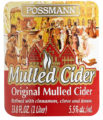 PossmanMulledCider Label